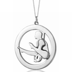 My-Beads Sterling Silver Pendant 456