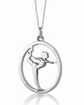 My-Beads Sterling Silver Pendant 441